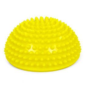 Полусфера массажная балансировочная Balance Kit FI-1726 (PVC, d-16см, h-8,5см, цвета в ассортименте)