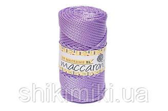Трикотажный шнур PP Macrame Medium, цвет Сиреневый
