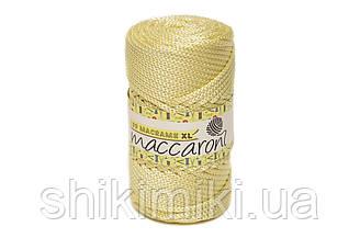 Трикотажный шнур PP Macrame Medium, цвет Кремовый