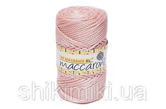 Трикотажный шнур PP Macrame Medium, цвет Розовая пудра