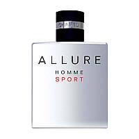 Chanel Allure Homme Sport Туалетная вода 100 ml (Мужские Шанель Аллюр Хоум Спорт) Духи Алюр Хом Мужской Парфюм