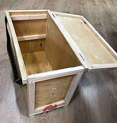 Рамконос-роевня на 6 рамок Дадан или 12 рамок на 145 мм, фанера