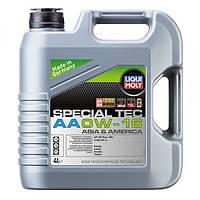 НС-синтетическое моторное масло Special Tec AA 0W-16  4 л.