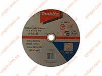 Makita (запчасти) Отрезной абразивный диск makita 230x2,5мм