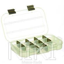 Коробка рибальська STENSON 21 х 13 х 3.5 см (AQT-7002)
