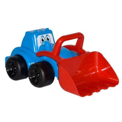 Іграшка Трактор Максик ТехноК синий. 0960