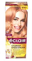 """Фарба для волосся Éclair з маслом """"OMEGA 9"""" 97 Карамель"""