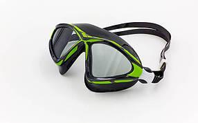 Очки-полумаска для плавания ARENA X-SIGHT 2 AR-1E091 (поликарбонат, термопластичная резина, силикон, цвета в ассортименте)