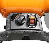 Точило 200 мм WorkMan TLG200VL з регулюванням обертів, фото 4