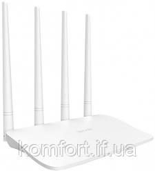 WI-FI роутер на 4 антены Tenda F6