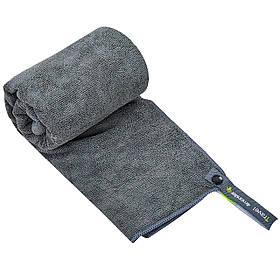 Полотенце для путешествий TRAVEL TOWEL T-SQT (микрофибра, р-р 60х120см, цвета в ассортименте)