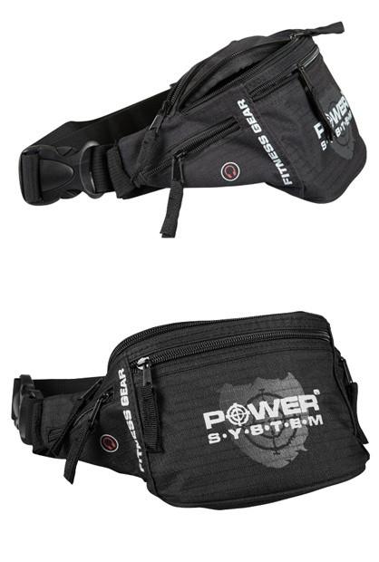 Сумка набедренная Sport Belt Bag Fit Mate PS-7000 Black