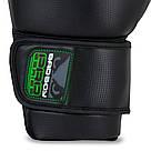 Боксерские перчатки Bad Boy Pro Series 3.0 Green 12 ун., фото 3