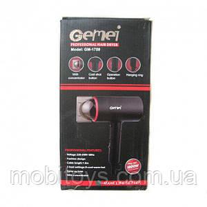 Дорожный Фен с откидной ручкой Сложный фен Gemei GM- + 1759 1800W (5131)