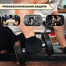 Перчатки для фитнеса и тяжелой атлетики Power System Pro Grip PS-2250 S Red, фото 7