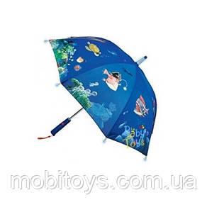 """Зонт """"NEW"""" (трость) детская с рисунком"""