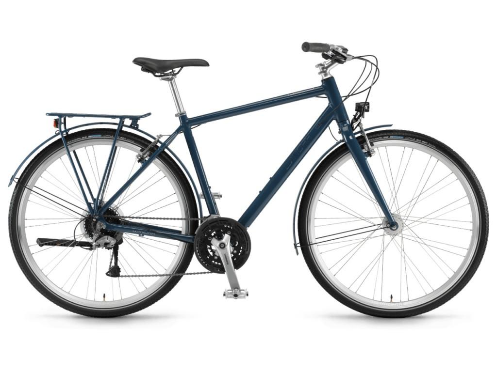 """Велосипед Winora Zap men 28"""", рама 56 см, деним синий, 2019"""