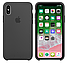 Силиконовый чехол на айфон/iphone 11 Pro  Max charcoal grey графитно серый, фото 6