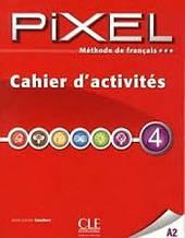 Pixel 2 Cahier d'activités / Cle International / Рабочая тетрадь