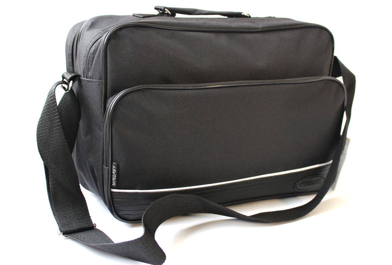 """Тканевая мужская сумка через плечо """"Wallaby YR 2641"""""""