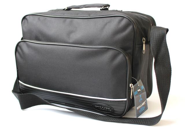 Тканевая мужская сумка через плечо Wallaby YR 2641