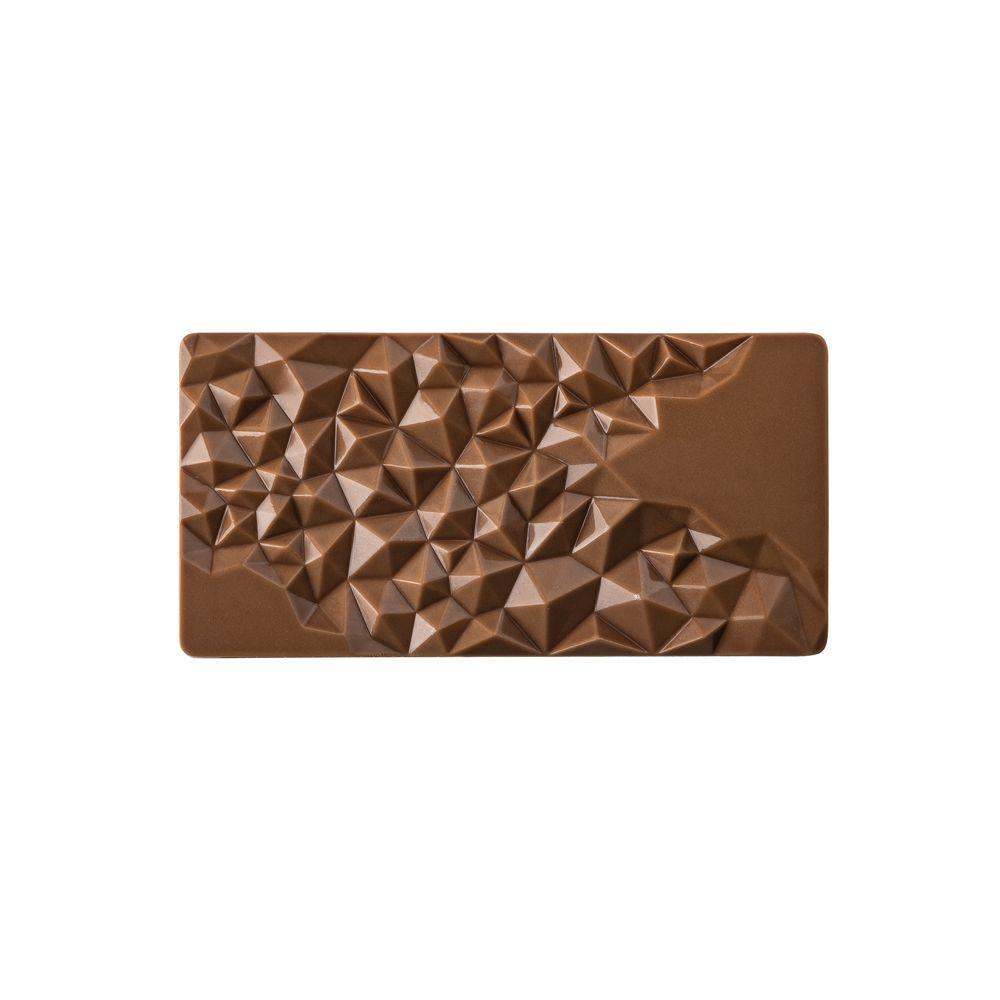 Полікарбонатна форма для шоколаду PAVONI PC5004 Fragment (3 шт)
