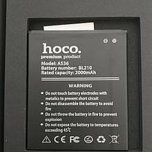 АКБ Hoco Lenovo A536 BL210