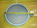 Тэн для стеклокерамических электро плит 2300 Вт./230В./Ø-230 мм.на 4 вывода HEATWELL Kawai, фото 2