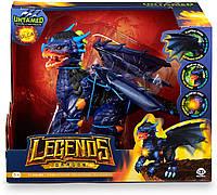Інтерактивний дракон WowWee Untamed Legends Dragon - Vulcan Легенди Дракона Вулкана (3956) (B07NPK4SZD)
