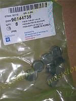 Опорная тарелка(шайба,упор,опора) рокера Ланос Leganza Lanos 1.5,GM 96144735