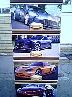Комод пластиковый Авто Elif