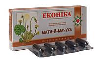 Мать и мачеха Фитосвечи из растительных экстрактов №10 Эконика