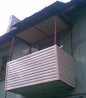 Отделка Балкона Днепропетровск