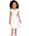Нарядное платье для девочки OshKosh белое на 2 года, фото 2