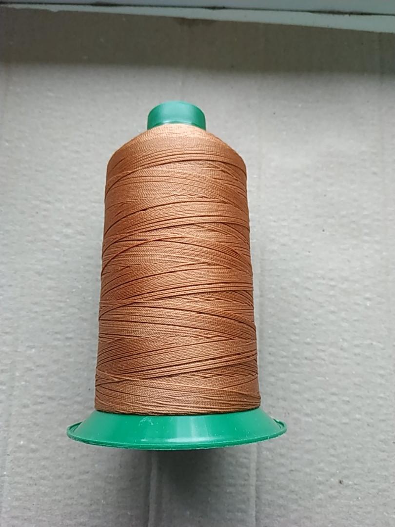 Coats Trident  №20 цвет G9436 ( СВЕТЛО-КОРИЧНЕВЫЙ ). 1500 м