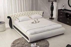 Кровать Дизайнерская Под Заказ Элегия-73 (Мебель-Плюс TM)