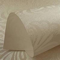 Рулонные шторы Emir. Тканевые ролеты Эмир Бежевый, 55