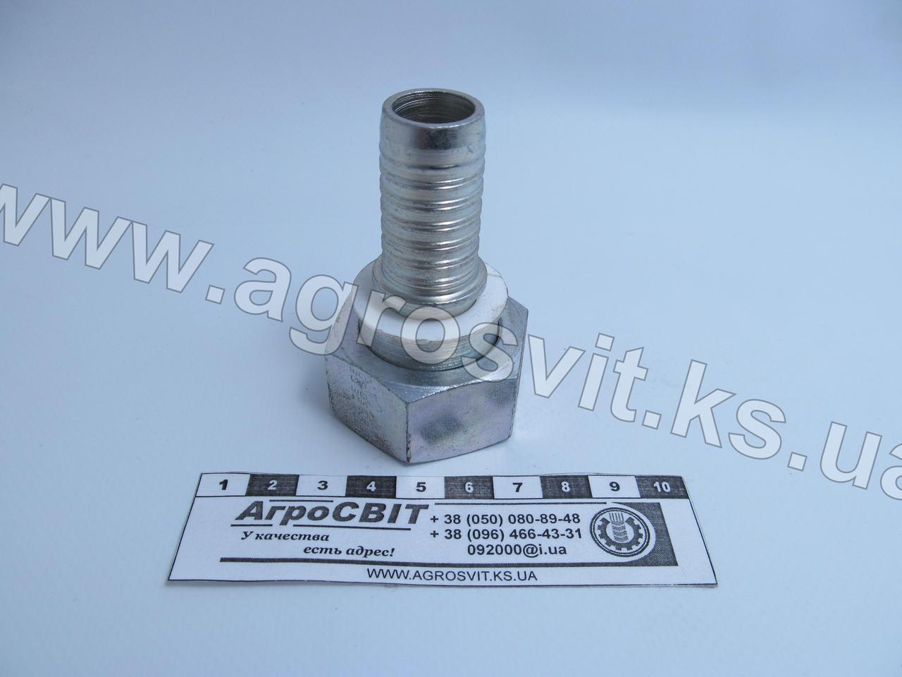 Ниппель DKOS М36х2,0 (под шланг dу=20 мм.)