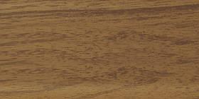 Гибкий профиль для пола Cezar Flex Line 40 мм 6 м Орех 634888