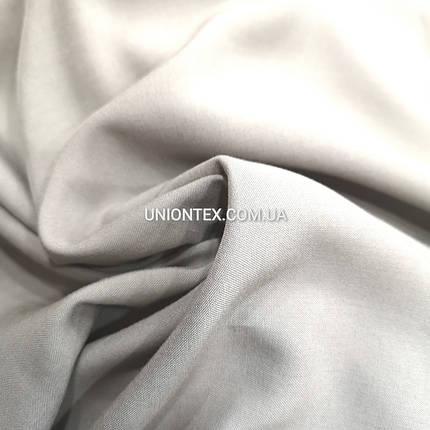 Ткань штапель серый, фото 2