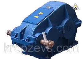 Крановый редуктор Ц2-400-10