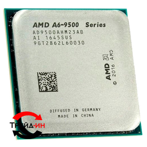 AMD A6-9500 (AD9500AGABBOX), б/у