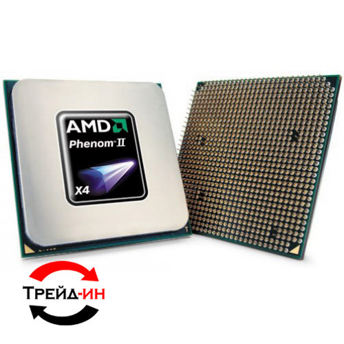 AMD Phenom II X4 955 125W, б/у