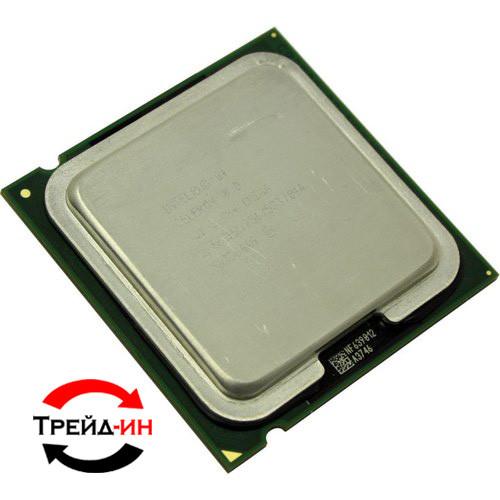 Intel Celeron D, б/у