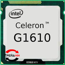 Процессор Intel Celeron G1610, б/у