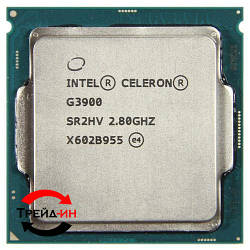 Выгодно! Intel Celeron G3900/3930 (G4400) CompX!, б/у