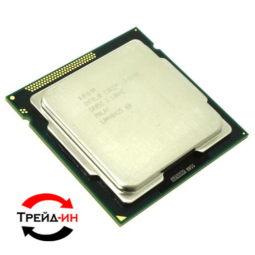 Intel Core i3 2100, б/у