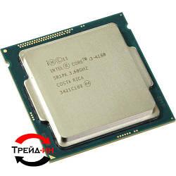 Процессор Intel Core i3 4160, б/у