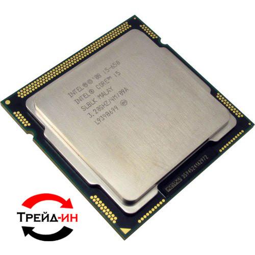 Intel Core i5 650, б/у