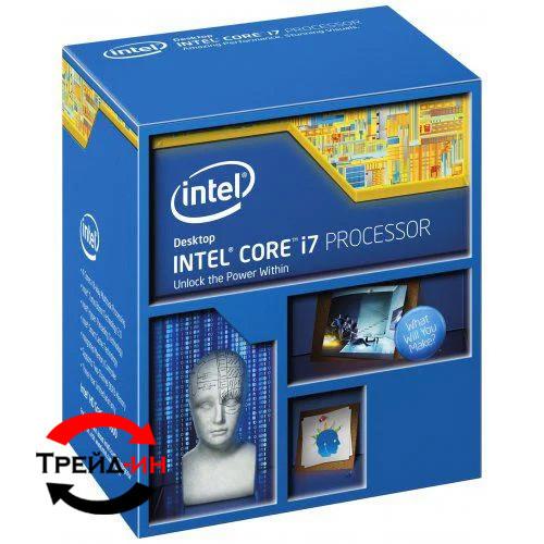 Intel Core i7 5820K, б/у